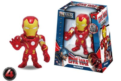 METAL DIE CAST - CIVIL WAR IRONMAN