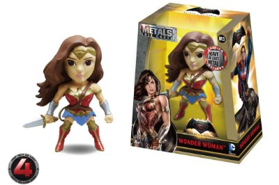 METAL DIE CAST - BATMAN VS SUPERMAN WONDER WOMAN