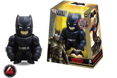 METAL DIE CAST - BATMAN VS SUPERMAN ARMORED BATMAN