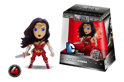 METAL DIE CAST - WONDER WOMAN