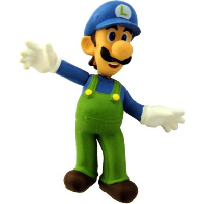 WORLD OF NINTENDO - ICE LUIGI