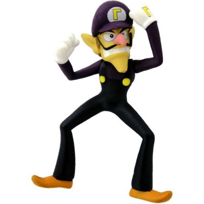WORLD OF NINTENDO - WALUIGI