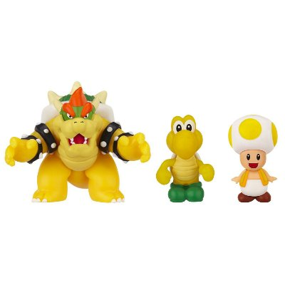 MICRO LAND - BOWSER + KOOPA + TOAD