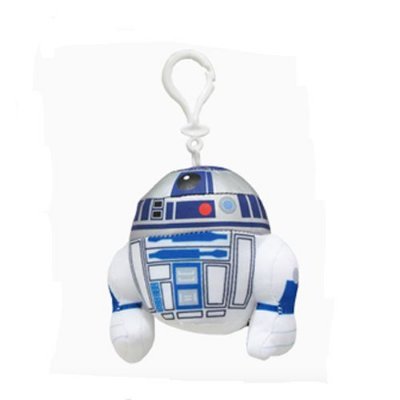 BAG CLIP STAR WARS R2-D2