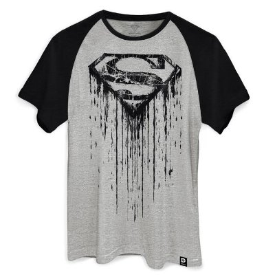 CAMISETA Superman Steel Melting