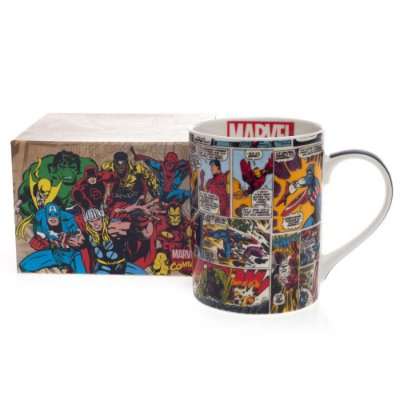 CANECA DREAM MUG HQ COLOR MARVEL