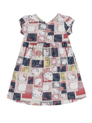 Vestido Gibi Hello Kitty