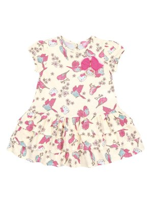 Vestido Birds Hello Kitty