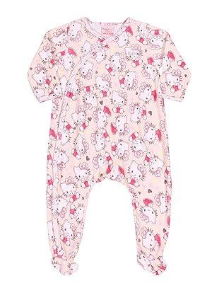 Macacão em Plush Baby Hello Kitty