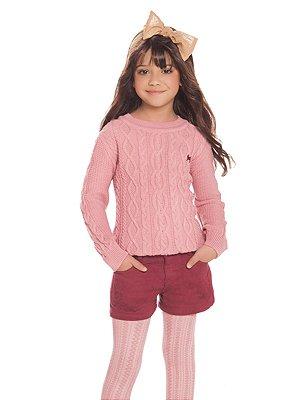 Suéter de Tricô Charpey