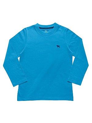 Camiseta Básica em Meia Malha Várias Cores Charpey