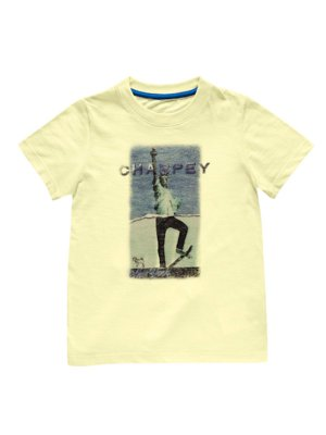 Camiseta Skate Estatua da Liberdade Manga Curta Charpey