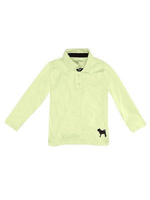 Camisa Polo Manga Longa Charpey