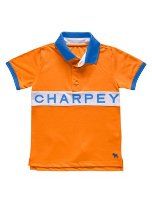 Camisa Polo Manga Curta Fast Fashion Charpey
