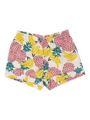 Shorts em Meia Malha Abacaxi Brandili