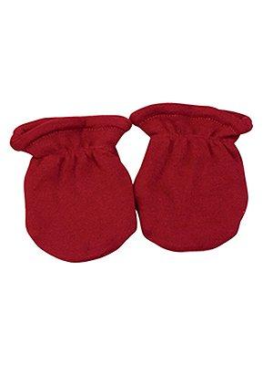 Luva Mini Baby Vermelha
