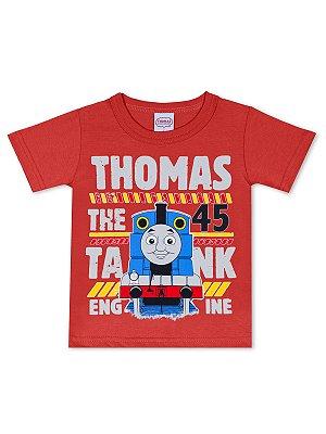Camiseta Marlan Curta Thomas Vermelha