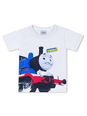 Camiseta Marlan Curta Thomas Branca