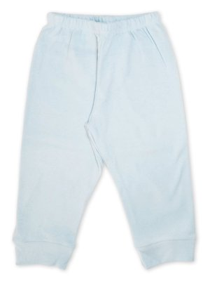 Calça Mijão Mini Baby Azul Claro