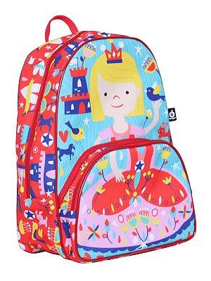 Mochila Escolar Ó Design Infantil Princesa