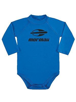 Body Surfista Marlan Mormaii Longa FPS Azul