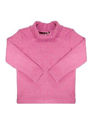 Cacharrel Rosebud Infantil Longa Soft Glacê Pink