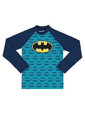 Camiseta Surfista Marlan FPS Longa Liga da Justiça Batman