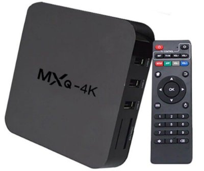 Mxq 4k Smart Tv Box 2gb Ram 16 gb Rum Androide Box, Netflix