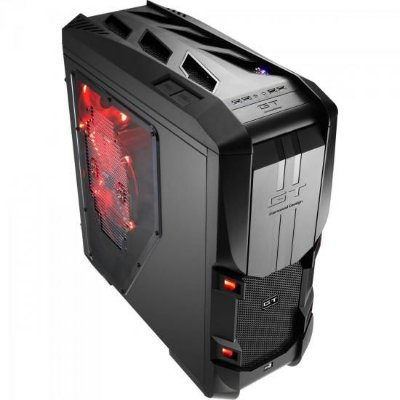 Gabinete Gamer Full Tower GT-S EN52162 Preto AEROCOOL
