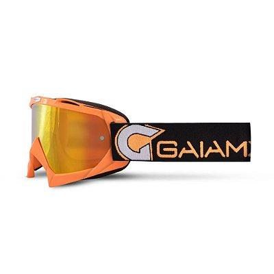 Óculos de Proteção GaiaMX Orange Fire