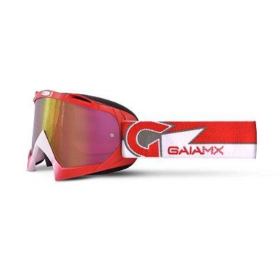 Óculos de Proteção GaiaMX Special Red