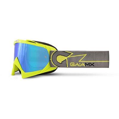 Óculos de Proteção GaiaMX Yellow Fluor