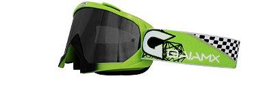 Óculos de Proteção GaiaMX Lizard Fluor