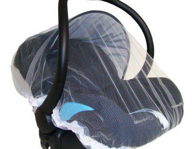 Mosquiteiro para Bebê Conforto