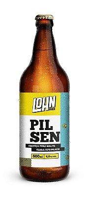 Cerveja Pilsen 600ml