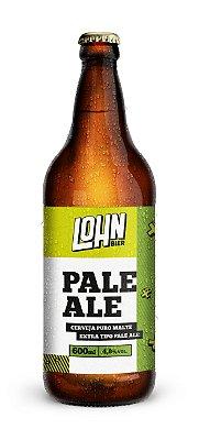 Cerveja Pale Ale 600ml