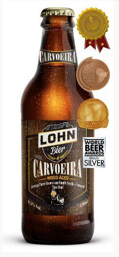 Cerveja Carvoeira Wood Aged 330ml