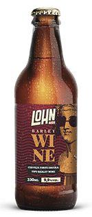 Cerveja Barley Wine 330ml