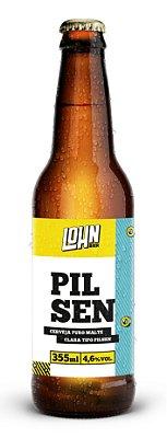 Cerveja Pilsen 355ml