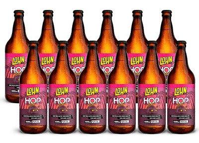 Pack 12 Cervejas Hop Lager 600ml