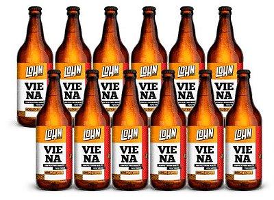 Pack 12 Cervejas Viena 600ml