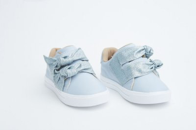 Tênis Infantil Nozinhos - Azul Céu
