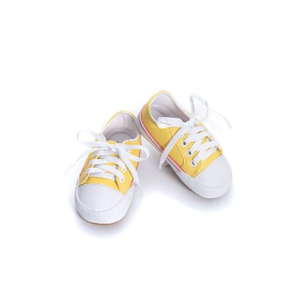 Tenis Baby - Candy Colors - Amarelo