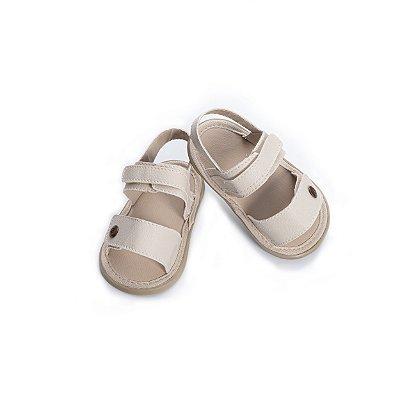 Sandália Baby -- Bege