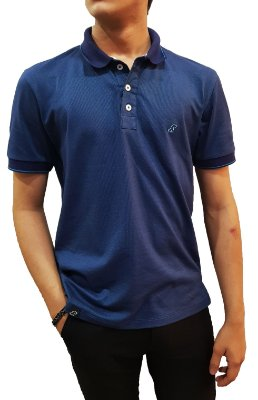 Camiseta golo polo masculina