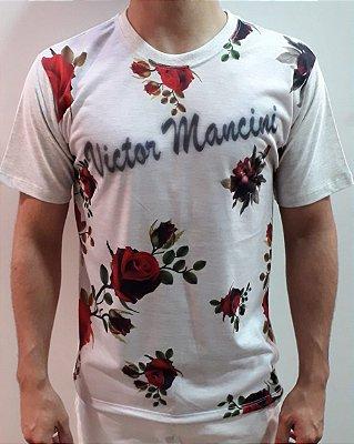 Camiseta Estampada Victor Mancini