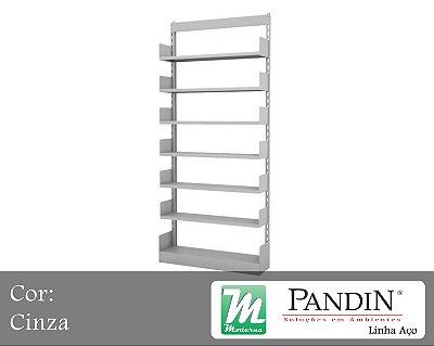 Pandin - Estante para Livros em Aço