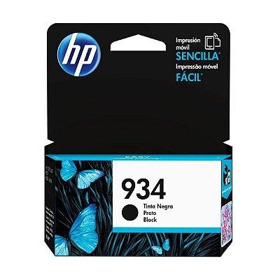 CARTUCHO HP 934 PRETO ORIGINAL