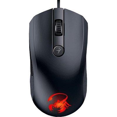 MOUSE GAMER GENIUS X-G600 1600DPI USB PRETO