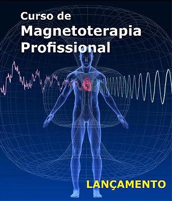 CURSO DE MAGNETOTERAPIA PROFISSIONAL / em arquivos PDF / sem KIT